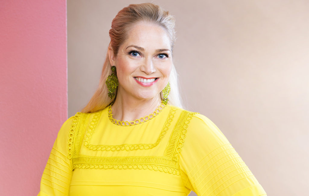 Pippa Laukan luotsaaman Olet mitä syöt -ohjelman uusi kausi alkaa MTV3:ssa 4. joulukuuta.