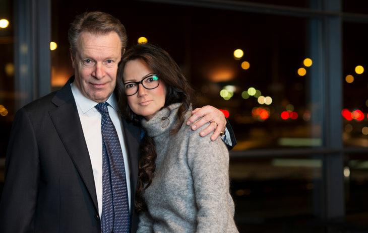 Elina Kanerva kertoi tyvisolusyöpä-diagnoosista heti miehelleen, kansanedustaja Ilkka Kanervalle sekä äidilleen ja tyttärelleen.