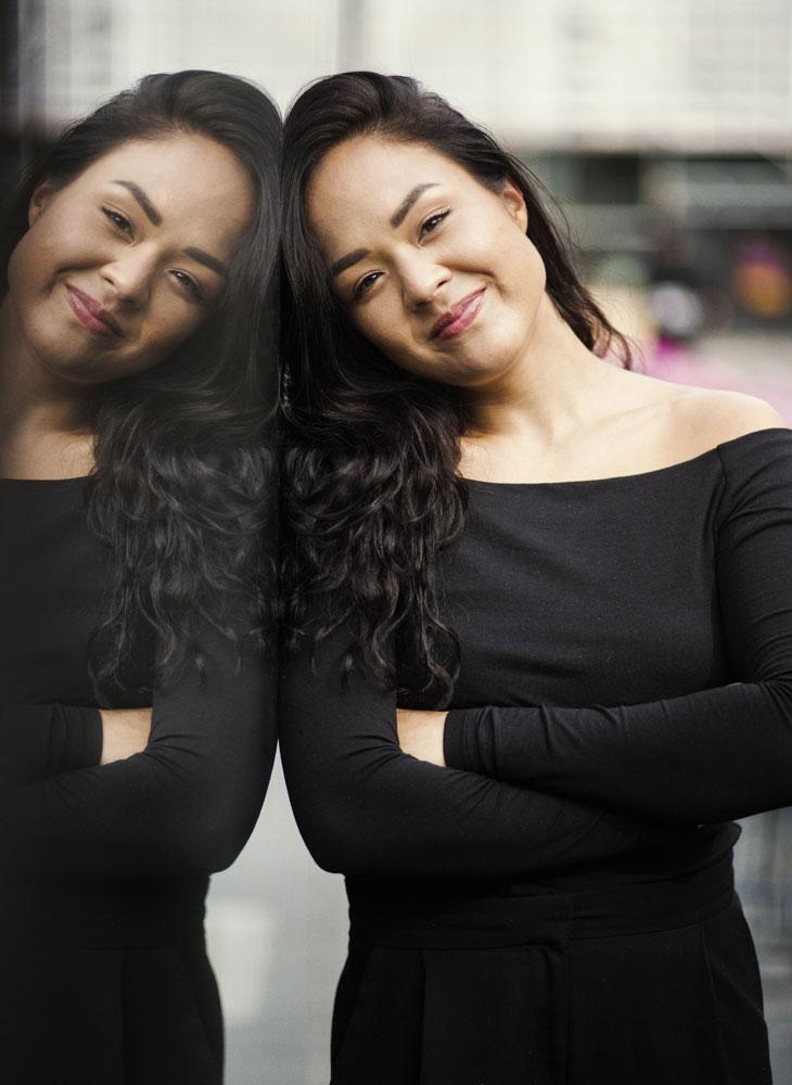 Sita Salminen toivoo, että ihmiset uskaltaisivat puhua seksuaalisuudestaan rohkeammin.