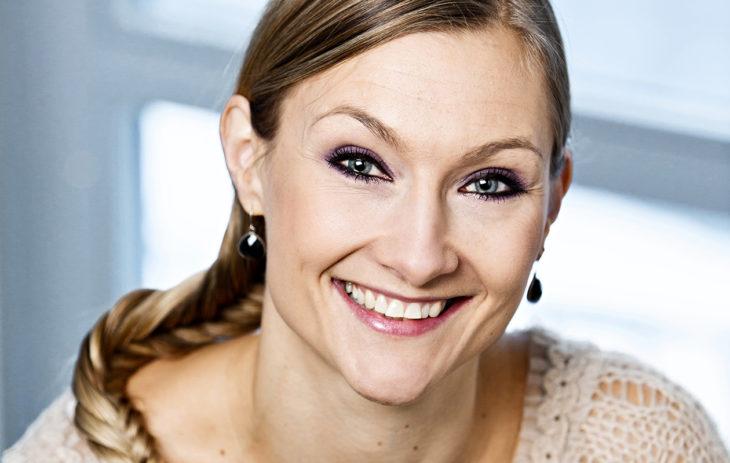 Teresa Välimäki suosii pokkareita.