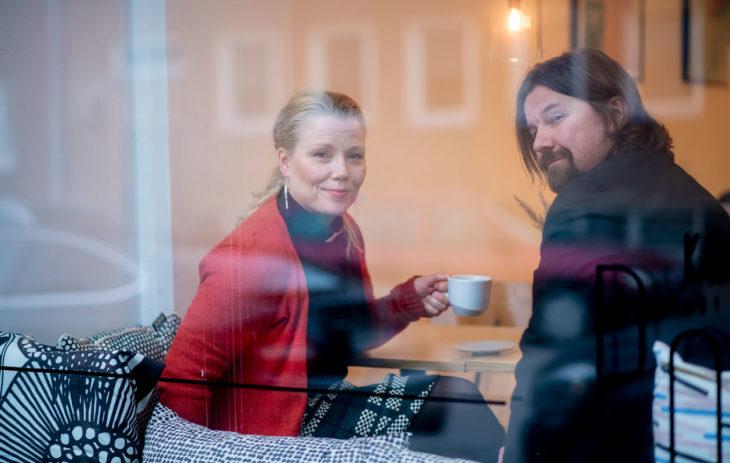 Milla Mäkitalo ja Kari Kanala luulivat pitkään, että he eivät koskaan saa lasta.