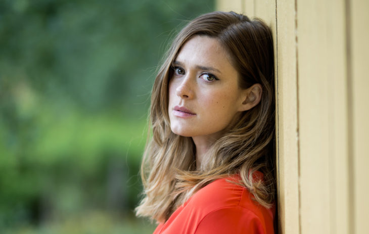 Näyttelijä Krista Kosonen on ollut mukana Dreams-projektissa, jonka tarkoitus on vahvistaa nuorten itsetuntoa.