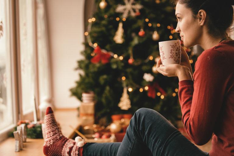Joulu, joulun vietto, joulu yksin, yksin