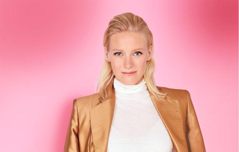 – Olen erittäin kunnianhimoinen näyttelijänä. Haluan mennä mahdollisimman pitkälle, Laura Birn kuvailee itseään.