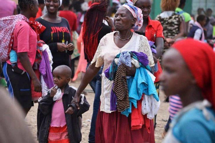 Nairobin slummien perheet sinnittelevät 1–2 euron päiväpalkalla. Se ei riitä aina edes ruokaan.