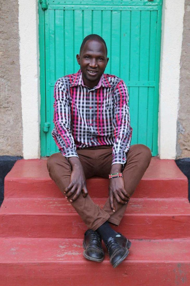 Samuelin lapsuuden unelma toteutui. Hän tekee nykyään työtä Nairobin tv- ja radiotuotannoissa. – Ehkä vaikeudet tekivät minusta vielä sitkeämmän, hän arvelee.
