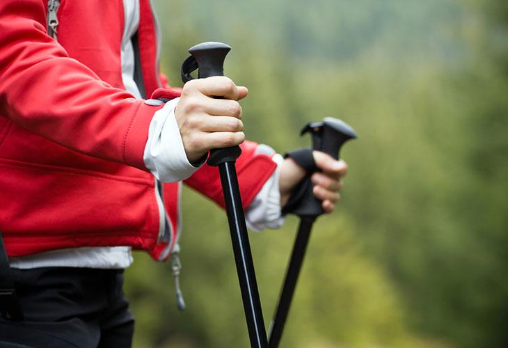 Vastustussauvoja hankkiessasi voit valita itsellesi sopivan painon. Vastuksia löytyy 4 kilosta 10 kiloon. Kunnon kohottaminen kävelyllä ei ole koskaan ollut näin helppoa!