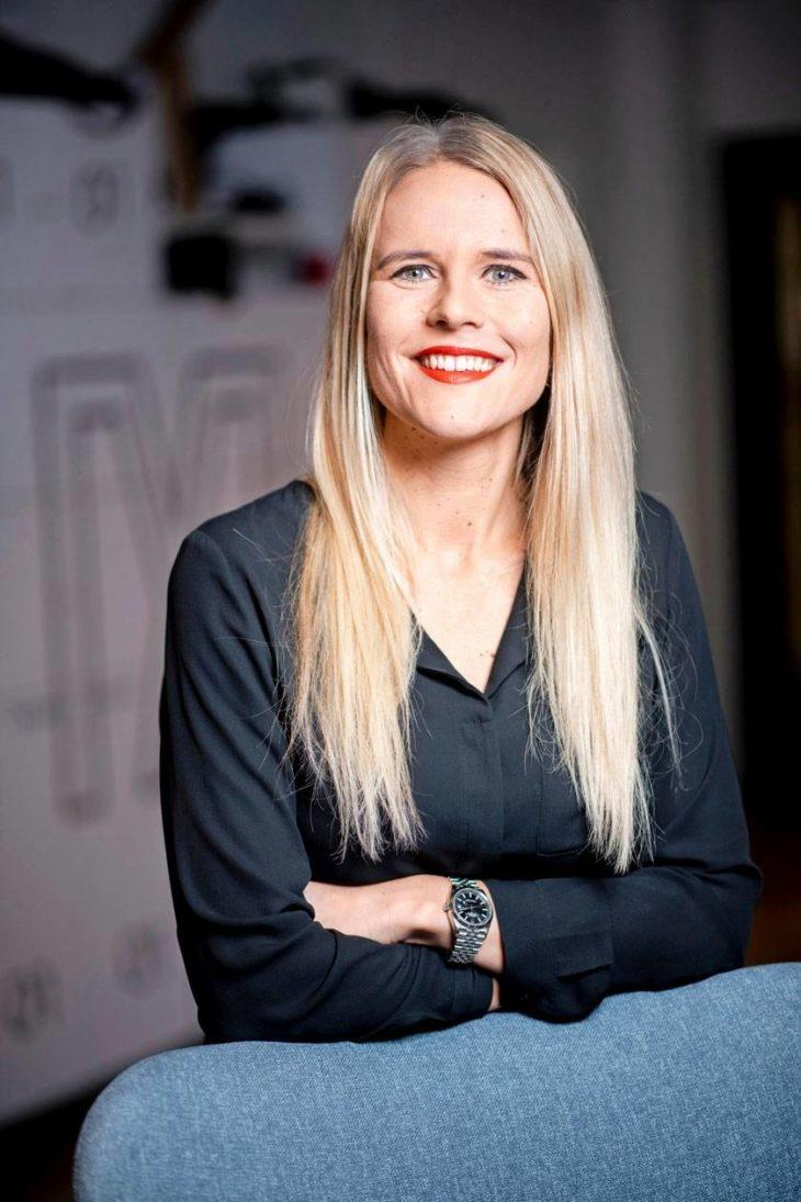 Nelli Såger sanoo, että Suomi on hyvä maa start-up-yrittäjälle. – Meillä on hyviä pääomasijoittajia ja kasvava joukko enkelisijoittajia.