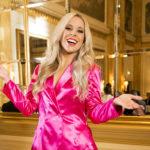 Krista Siegfrids, 34, on mukana SuomiLove-ohjelmassa sekä helmikuussa Talent Suomi -ohjelmassa.