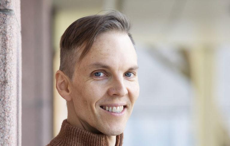 Tutkija Markus J. Rantala puhuu Annassa masennuksesta ja rakkaudesta.
