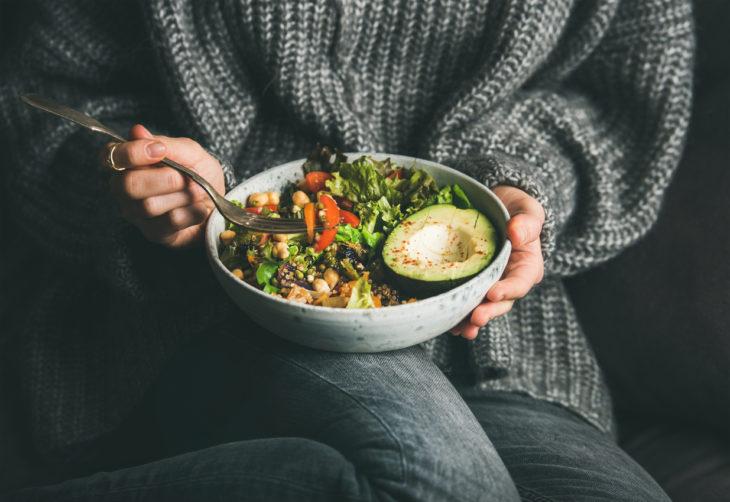 Ahminta, laihdutus, elämänmuutos, ruokavalio