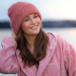 Janina Fry on harrastanut kylmäuintia syksystä 2019 lähtien.