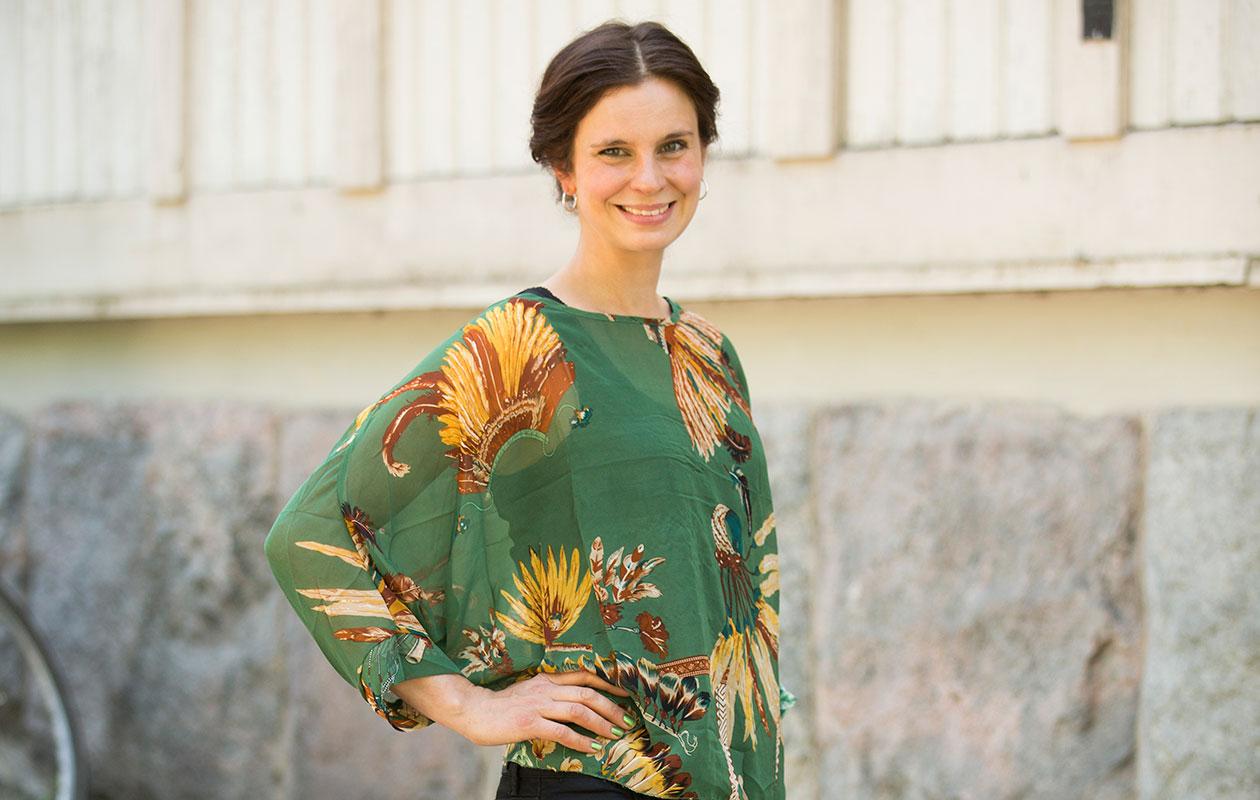 Olga Temonen