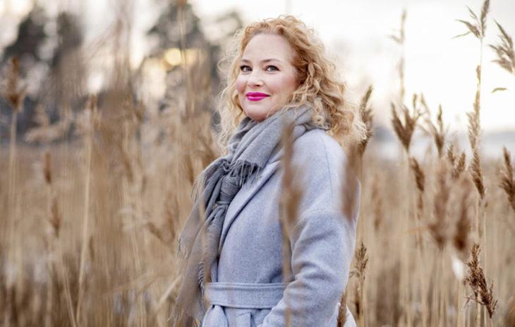 Näyttelijä Miia Nuutila