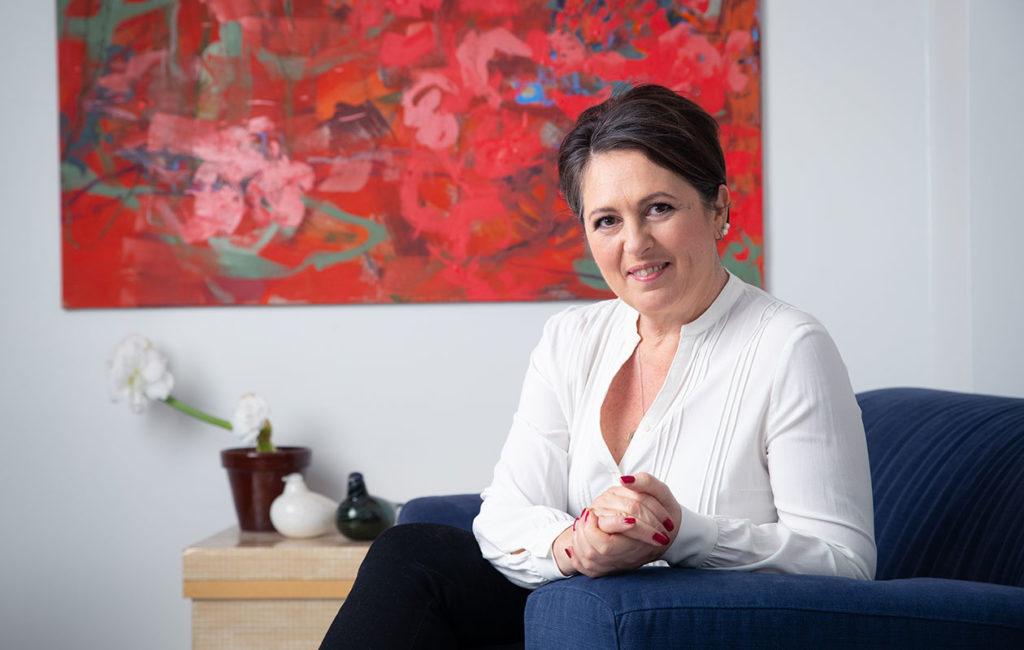 Marianna Stolbow on hakenut avioeroa puolisonsa kanssa.