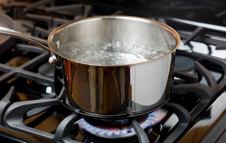 Kuukupin puhdistus ei asiantuntijan mukaan vaadi keittämistä kiehuvassa vedessä.