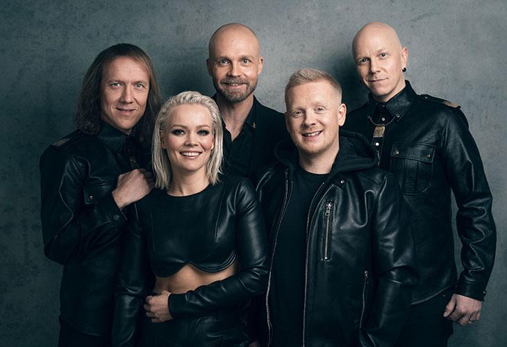 Anna Puu on yksi The Voice of Finland -ohjelman valmentajista.
