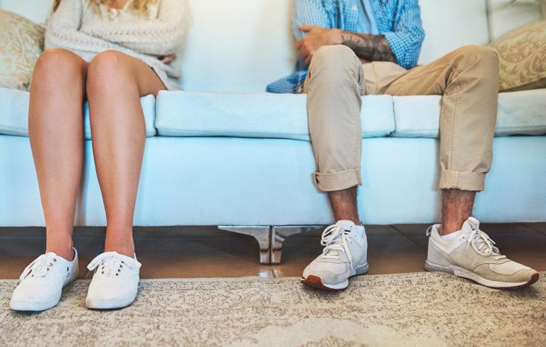 Avioero koettelee ystävyyttä