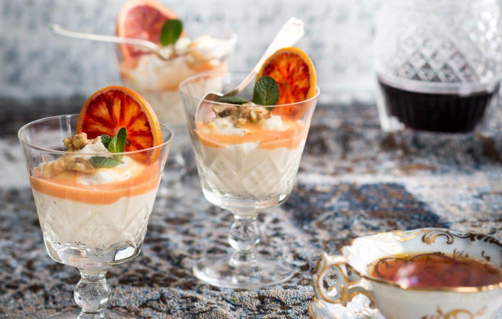 Keskitalven kiistaton suosikkihedelmä on veriappelsiini. Nauti lyhyestä sesongista ja käytä kirpsakkaa hedelmää monipuolisesti ruoanvalmistuksessa.