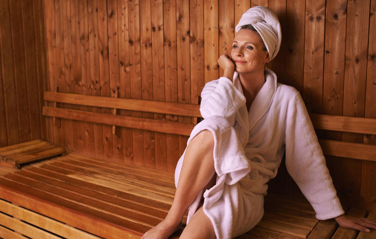 Ayurveda ja sauna.