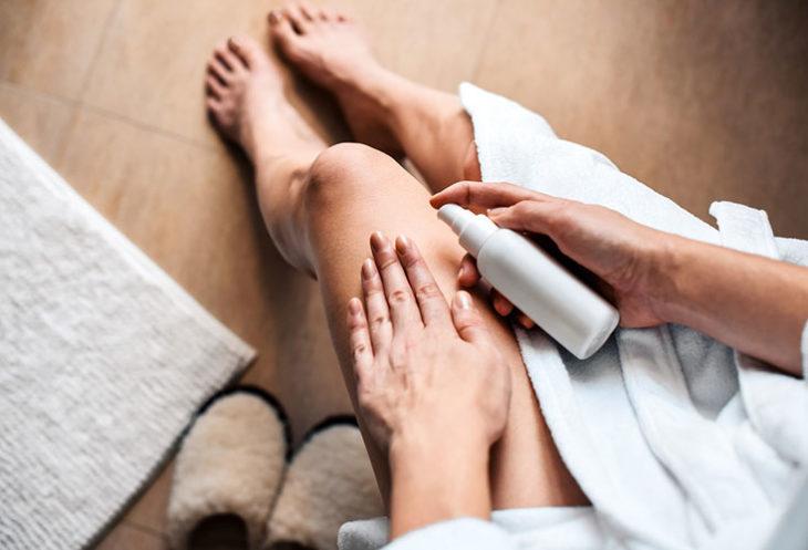 Ayurveda-ihotyypeistä vata kärsii kuivasta ihosta.