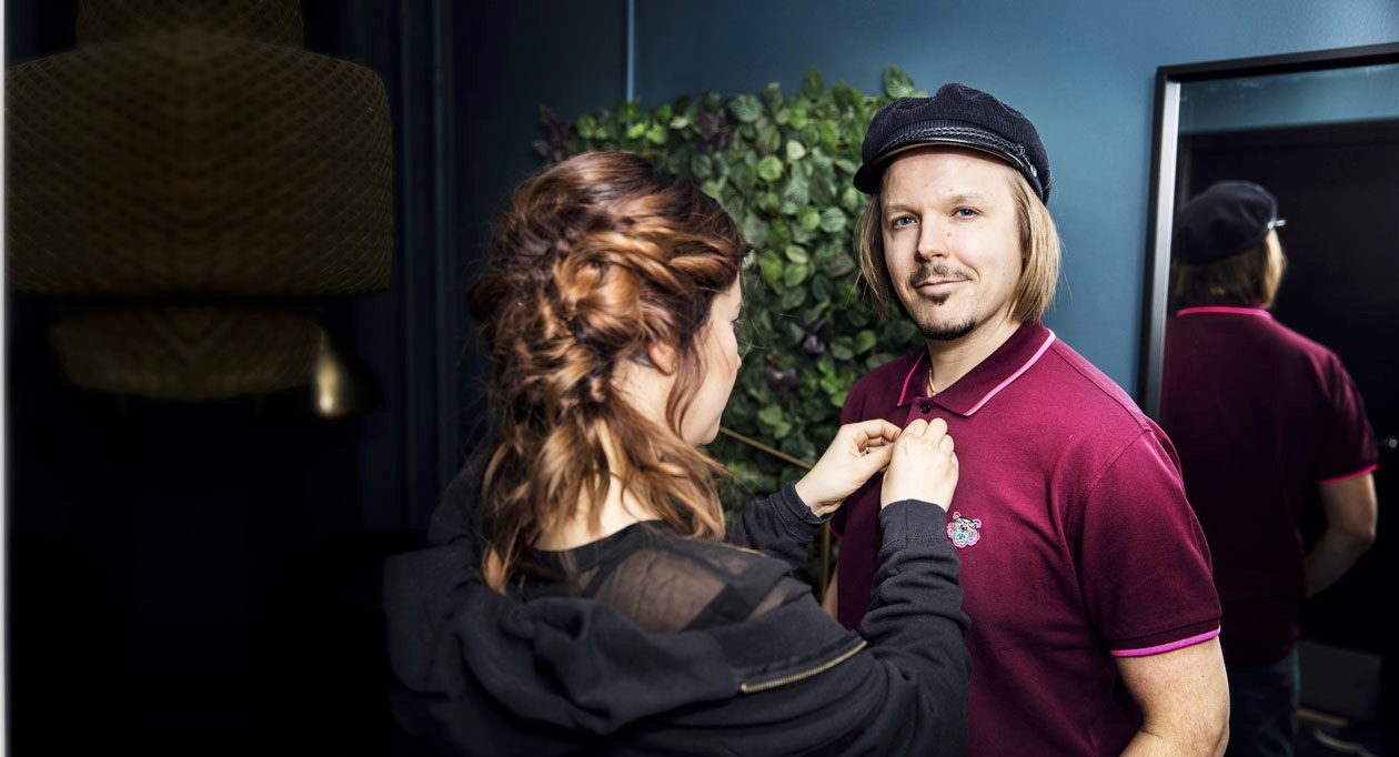 Jukka Poika ja Teija Stormi-Rousu odottivat yhteistä lasta viisi vuotta.