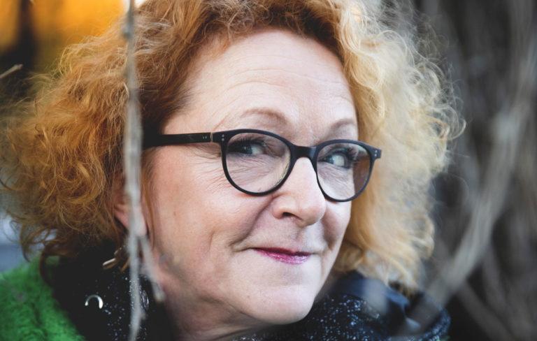 Susanna Haavisto puhuu syömishäiriöstä Annassa.
