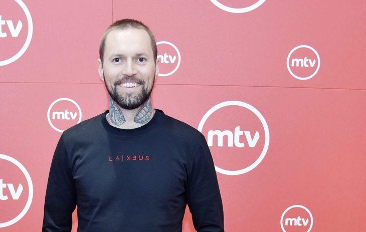 Duudsonit-ryhmän jäsen HP Parviainen, 38, esiintyy kevään aikana MTV3:lla Posse- ja Talent Suomi -ohjelmissa.