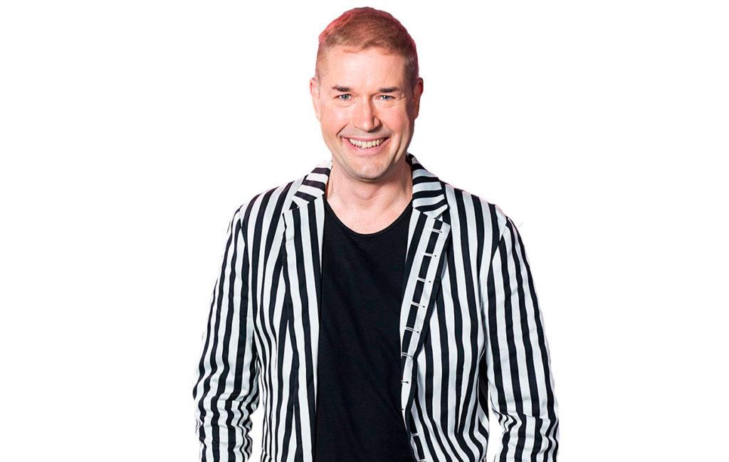 Marco Bjurström on tyytyväinen tämänhetkiseen työtahtiinsa.