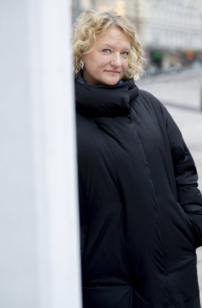 Sotalasten tragedia on myös äitien ja naisten tragedia. – Monet joutuivat tekemään vaikean päätöksen yksin, kun miehet olivat poissa, Anna Takanen sanoo.