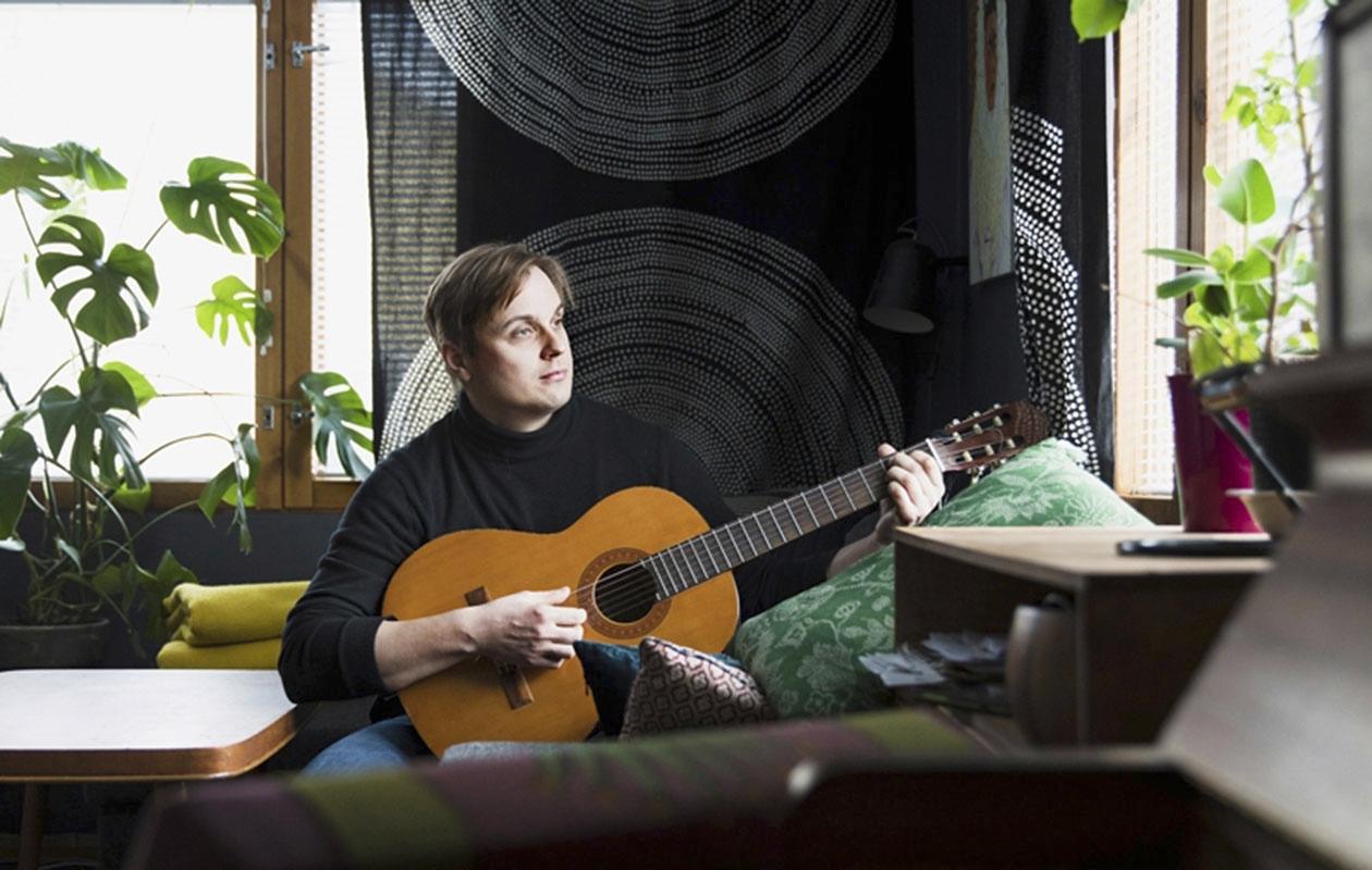 Aika on auttanut joensuulaista Miika Nuutista selviytymään läheisen itsemurhasta. Kokemukset ovat opettaneet hänelle rauhoittumisen taitoa.