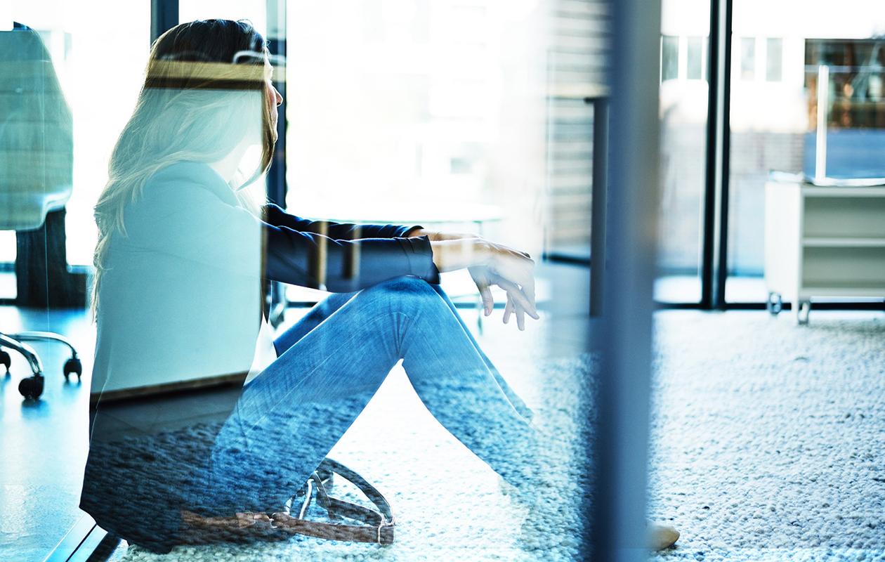 Burnoutin viisi vaihetta