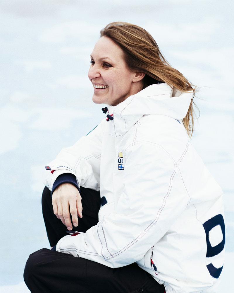 Johanna Nordblad Annassa
