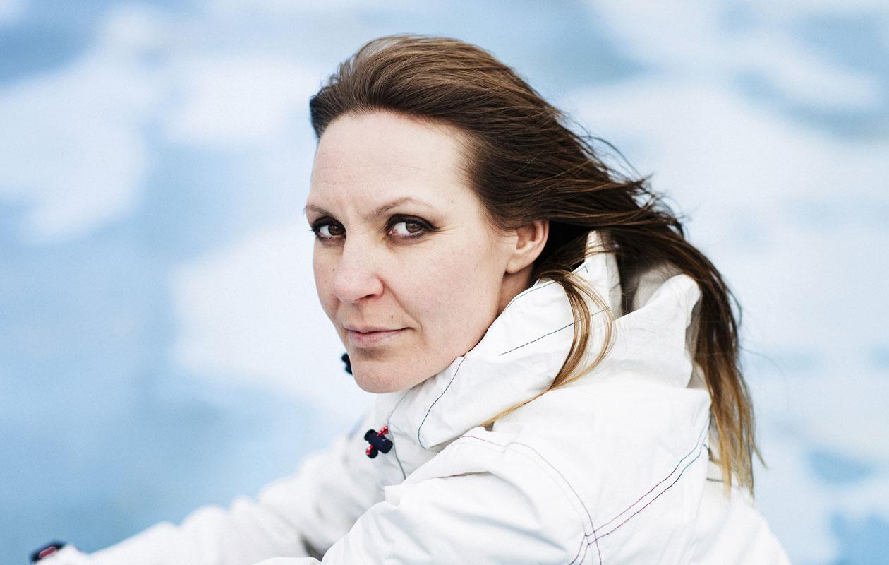 Johanna Nordblad vapaasukeltaja