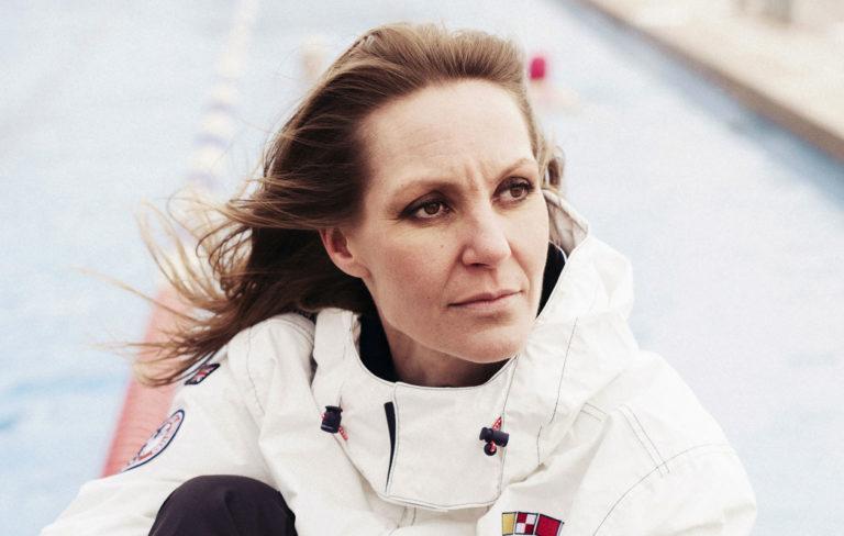 Vapaasukeltaja Johanna Nordblad Annassa