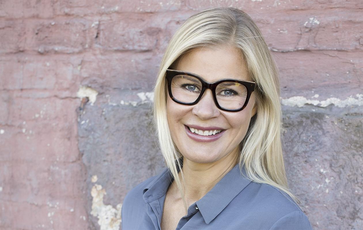 Anna Saivosalmen, 41, uusin treenikirja Vartti riittää julkaistiin alkuvuodesta.
