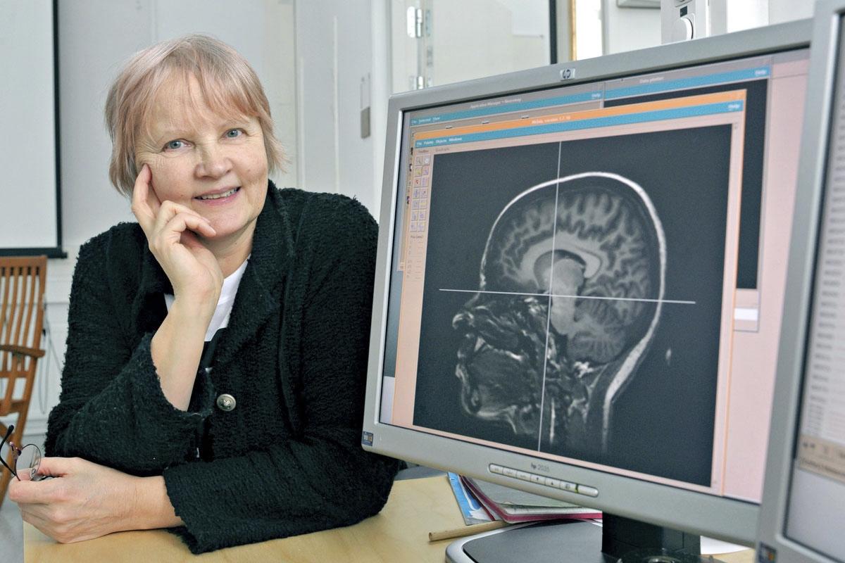 Aivotutkija, akateemikko Riitta Hari