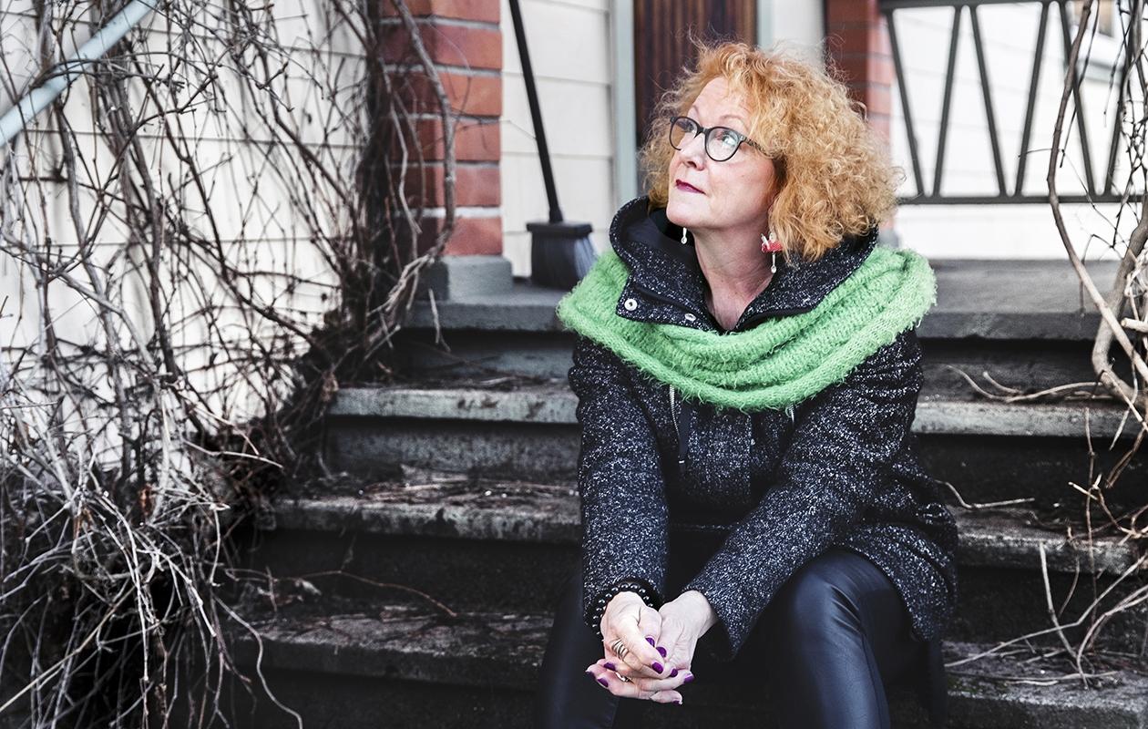 Susanna Haavisto tuntee olevansa 62-vuotias. – En yhtään nuorempi. Se on hyvä tunne.