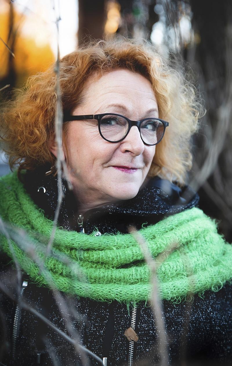 Susanna Haavisto on kaksivuotiaan Maurin Susa-mummu eli summu. – Isovanhemmuus tuo elämään onnea, jota on vaikea nimetä.
