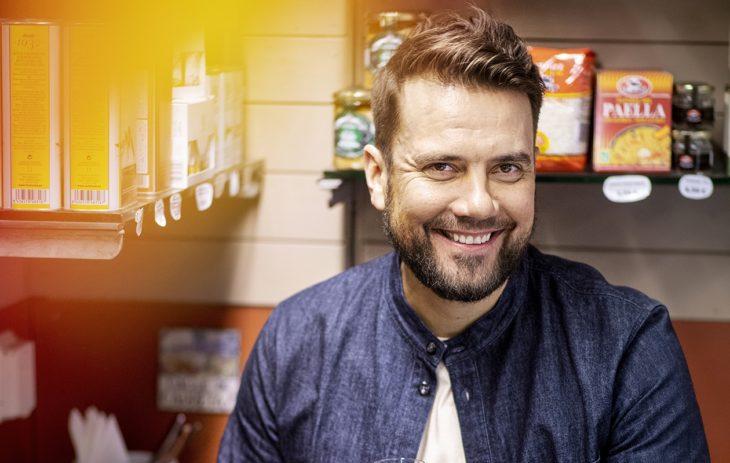 Muusikko Antti Ketonen
