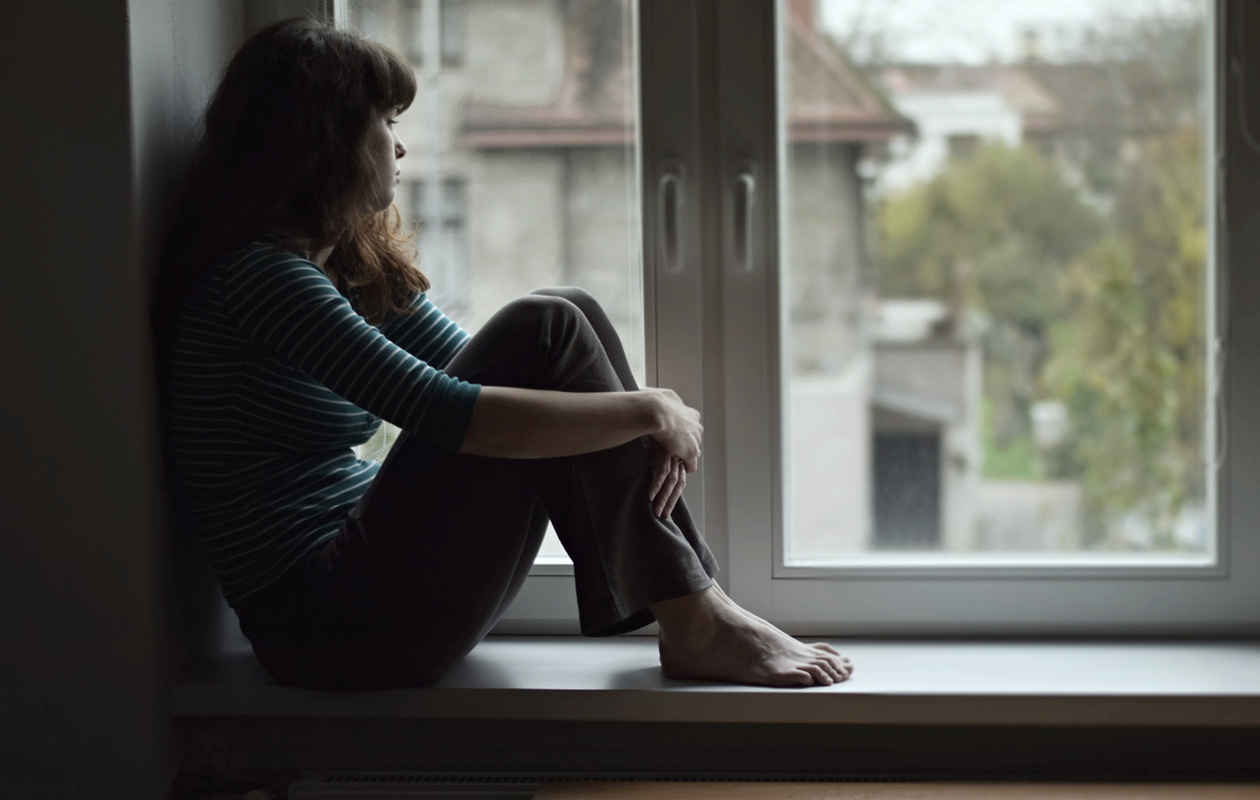 Sosiaalinen eristäytyminen voi olla kova paikka yksin asuvalle.