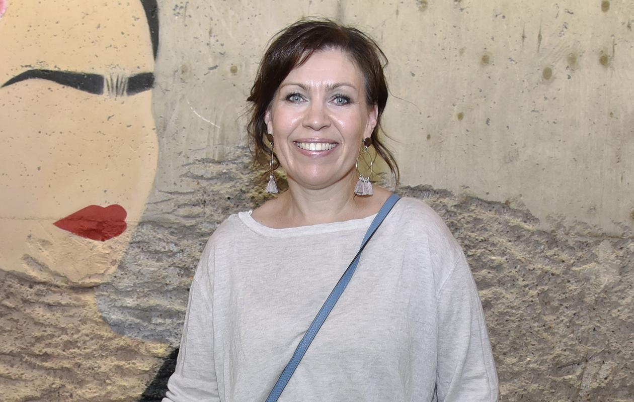 laulaja Anna Hanski
