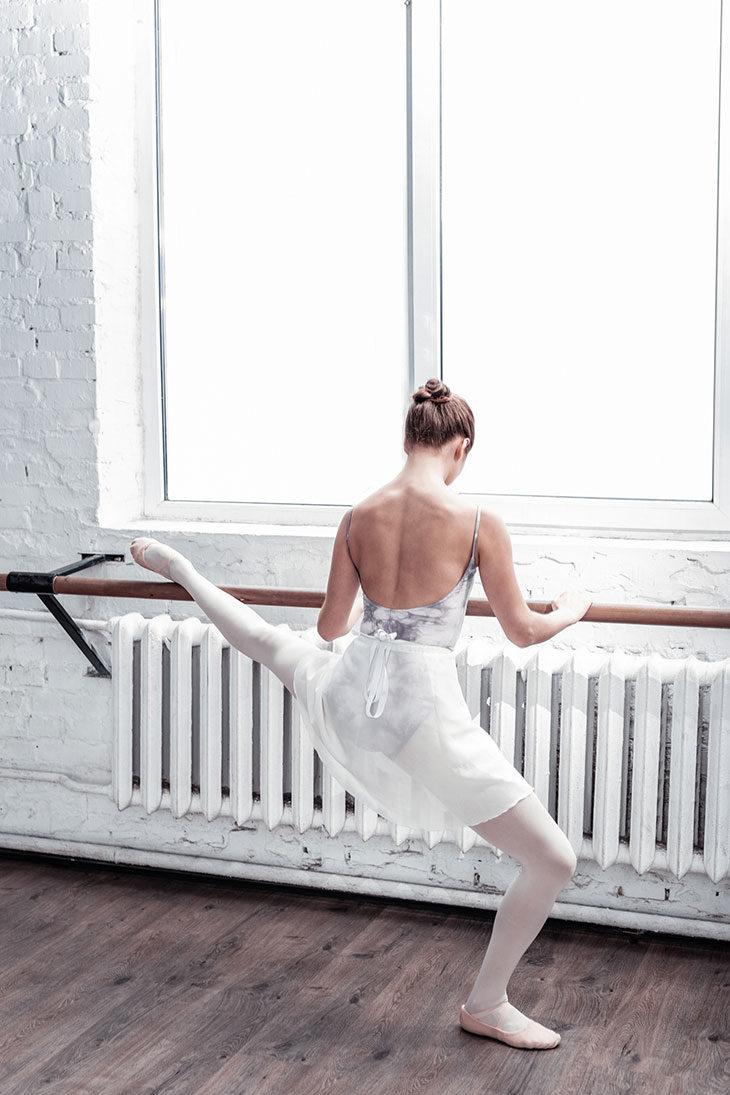 Balettitanssin harrastaja