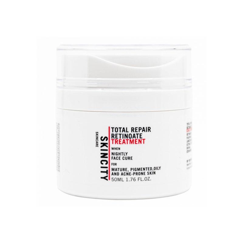 Skincity Skincare Total Repair Retinoate Treatment -yöhoitotuote 50ml 47e.