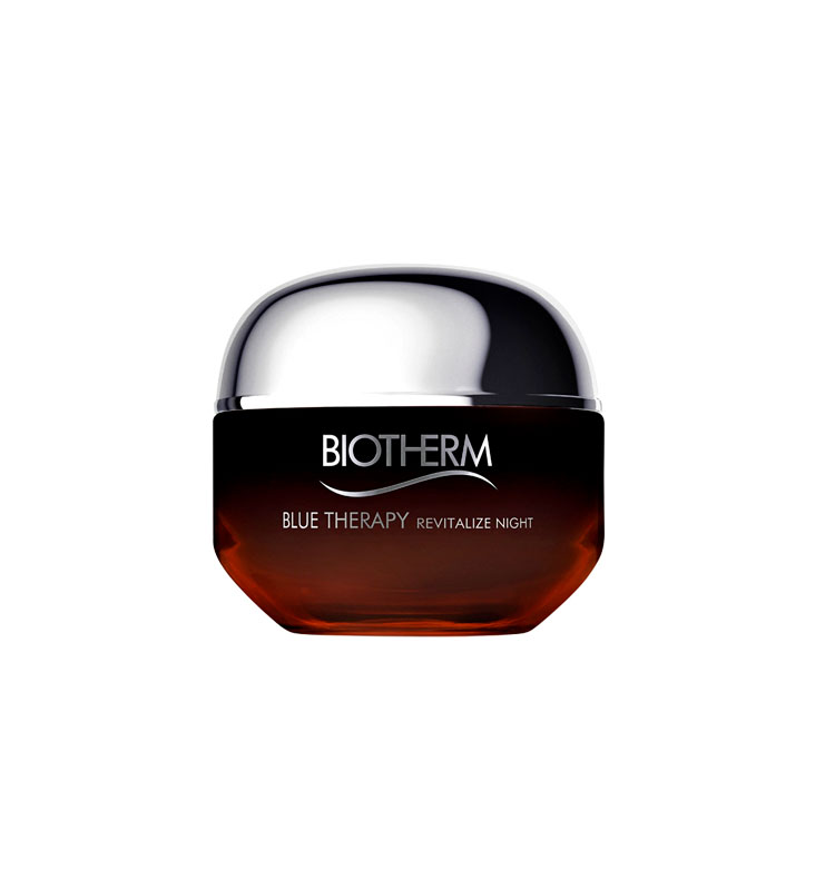 Biotherm Blue Therapy Amber Algae Revitalize -yövoide50ml 76e.