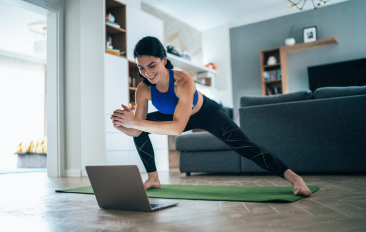 Anna energiaa! -livetreeniryhmä: treenaa kotona itsesi elämäsi kuntoon!