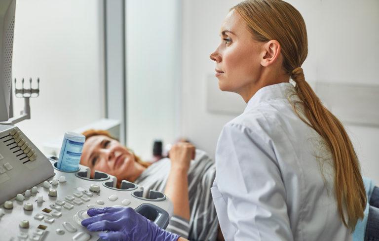 Gynekologinen ultraäänitutkimus