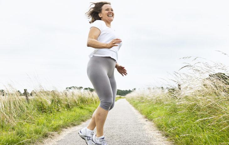 Sydämen terveyttä edistävä liikunta kohottaa sykettä.