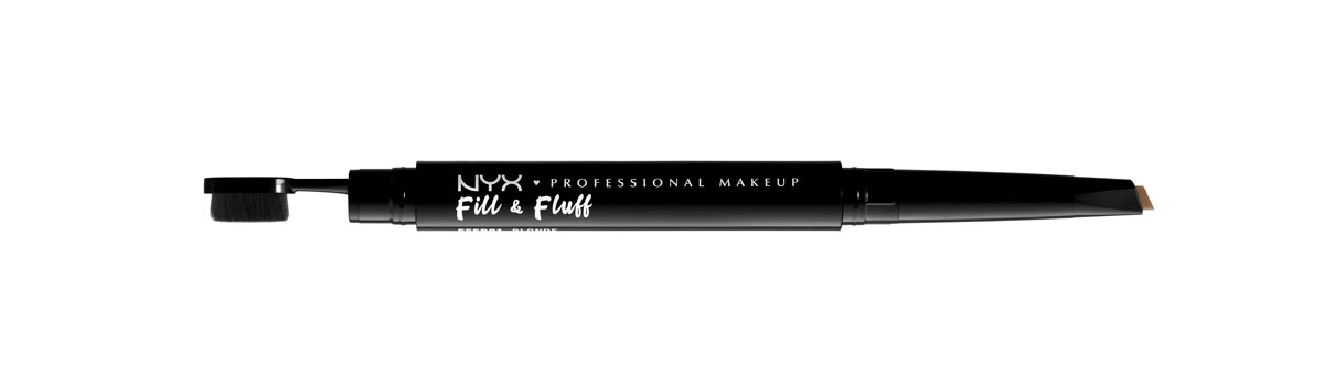 Nyx Professional Makeup Fill & Fluff Eyebrow Pomade Pencil -kulmakynä, sävy Espresso, 13 e.