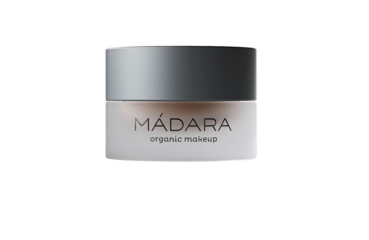 Mádara Organic Makeup Natural Brow -kulmapomade, sävy 20 Frosty Taupe, 23 e.
